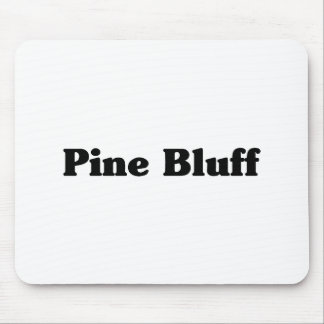 Pine Bluff  Classic t shirts Mouse Pad