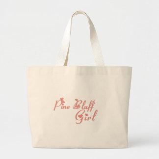 Pine Bluff Girl tee shirts Bag