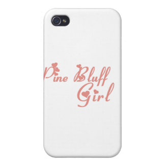 Pine Bluff Girl tee shirts iPhone 4/4S Cover