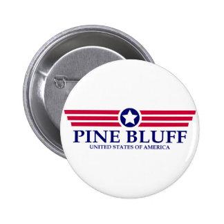 Pine Bluff Pride 6 Cm Round Badge