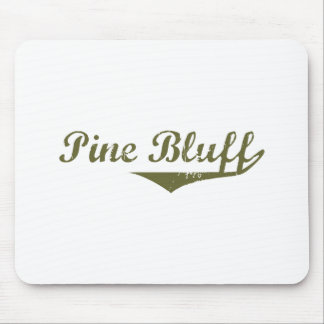 Pine Bluff  Revolution t shirts Mouse Pad
