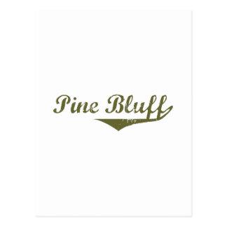 Pine Bluff  Revolution t shirts Postcard