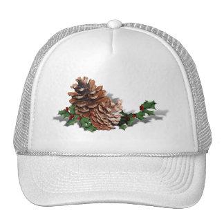 Pine Cones Cap
