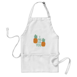 Pine For You Standard Apron