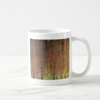 Pine Forest II cool Classic White Coffee Mug