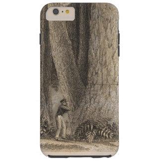 Pine Forest, Oregon Tough iPhone 6 Plus Case
