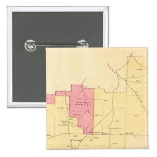 Pine Grove Township 15 Cm Square Badge