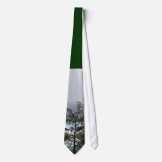 Pine in the Mountains Tie