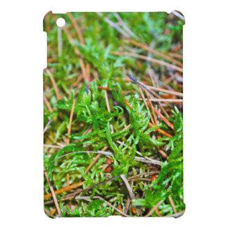 Pine Needles and Moss iPad Mini Covers
