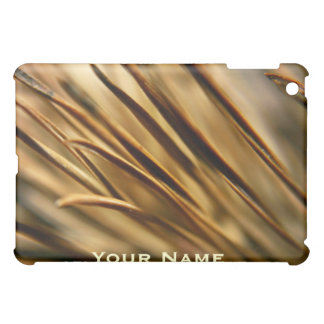 Pine Needles Custom iPad Case