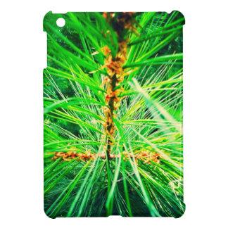Pine Needles iPad Mini Cover