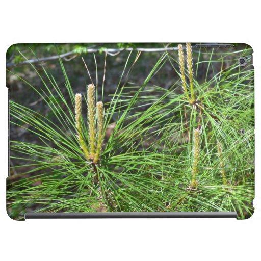 Pine Needles iPad Air Cover