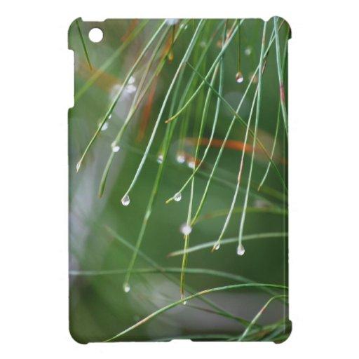 Pine Needles Case For The iPad Mini