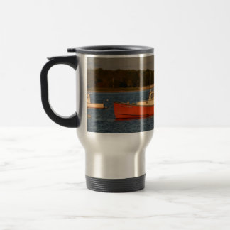 Pine Point Maine Stainless Steel 15 oz Travel Mug