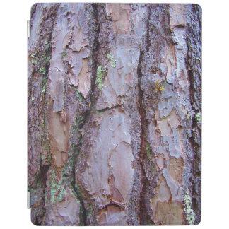 Pine Tree Bark iPad Cover