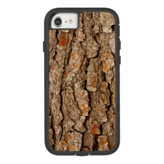 Pine Tree Bark Texture Case-Mate Tough Extreme iPhone 8/7 Case