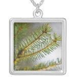 Pine tree branch 2 pendant