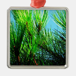 Pine Tree Christmas Ornament
