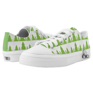 Pine Tree Evergreen Country Woods Sneaker