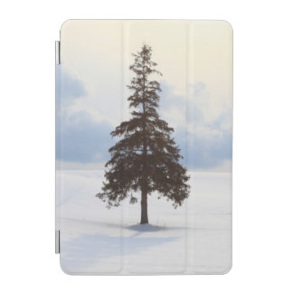Pine tree, Hokkaido iPad Mini Cover