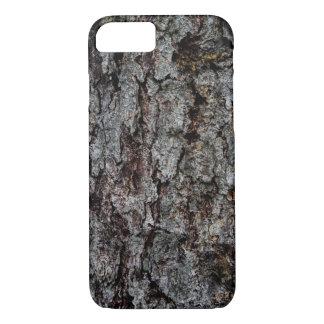Pine Tree Trunk Photo iPhone 7 Case