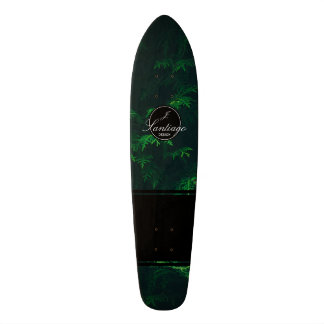 Pine Walker 21.6 Cm Old School Skateboard Deck
