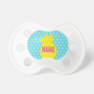 pineapple, 0-6 months BooginHead® Pacifier