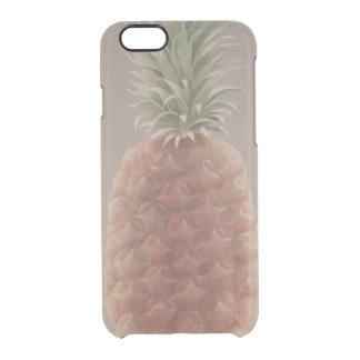 Pineapple 2012 clear iPhone 6/6S case
