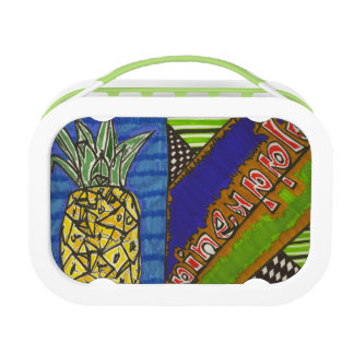 pineapple (2014) lunch boxes