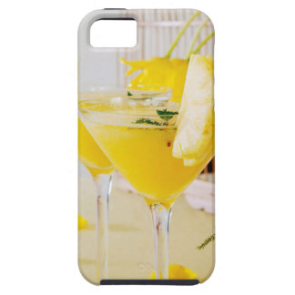 Pineapple and ginger Fresca cocktail iPhone 5 Cover