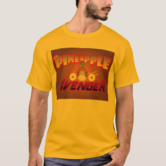 Pineapple Avengers - Hero2 Logo T-Shirt
