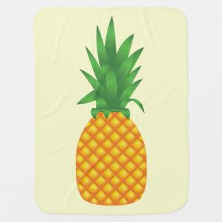 Pineapple Baby Blanket