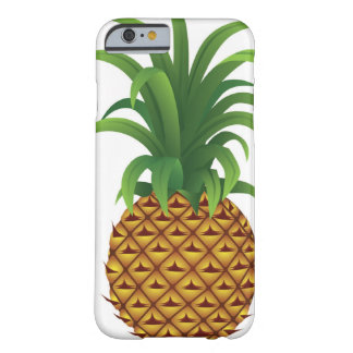 Pineapple Barely There iPhone 6 Case