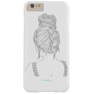 PINEAPPLE BARELY THERE iPhone 6 PLUS CASE