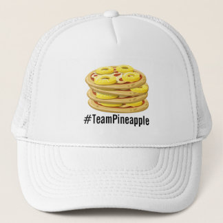 Pineapple belongs on Pizza Hat