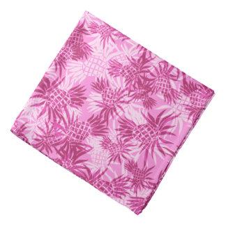 Pineapple Camo Hawaiian Aloha Shirt Bandana Kerchief