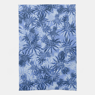 Pineapple Camo Hawaiian Kitchen Towel