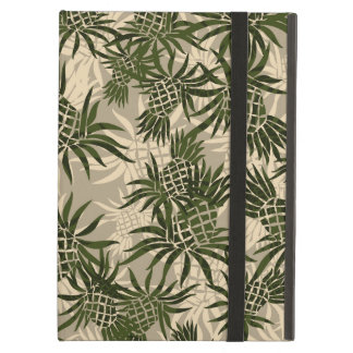 Pineapple Camo Hawaiian Powis iCase iPad Case