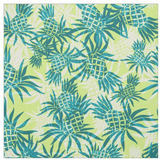 Pineapple Camo Hawaiian Tropical Fabric