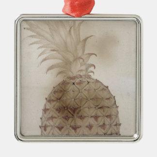 Pineapple, Christmas Ornament