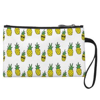 Pineapple Clutch! Wristlet