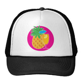 Pineapple Cocktail Cap