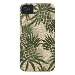 Pineapple Collage Hawaiian Cases