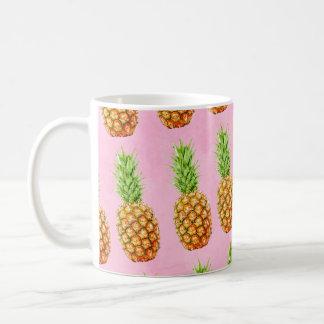 Pineapple cool pattern coffee mug
