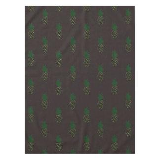Pineapple (Dark Chocolate) Tablecloth