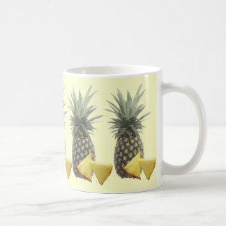Pineapple Design Mug
