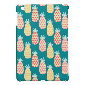 Pineapple Doodle Pattern iPad Mini Case