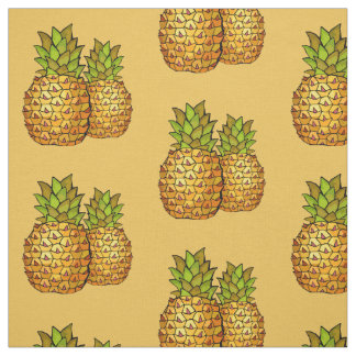 Pineapple Duo Fabric