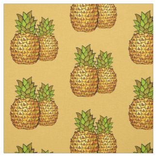 Pineapple Duo Fabric