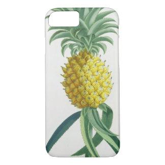 Pineapple engraved by Johann Jakob Haid (1704-67) iPhone 8/7 Case